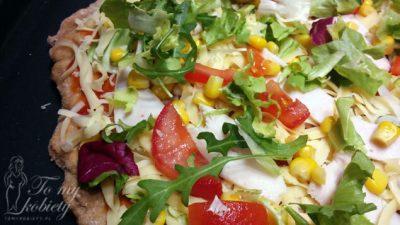 przepis na pizze domową